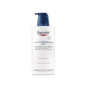 eucerin urea repair plus locion 10 400 ml