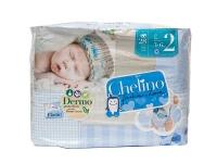 CHELINO  PAÑAL INFANTIL TALLA 2 (3-6 KG) 28 UD