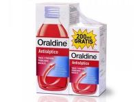 Oraldine Antiseptico 400ml + 200ml