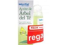 Saluvital Aceite De Arbol Te 30 ml + Champu Regalo