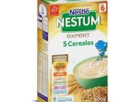 NESTLE NESTUM 5 CEREALES 600 G