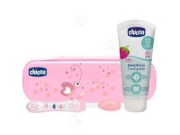 Chicco Set Dental Rosa