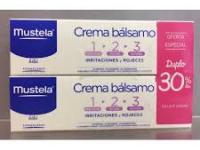 MUSTELA CREMA BALSAMO 100 ML DUPLO ( 30 % 2ª UD)