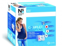 NS COMPLET SOLUTIONS PESO IDEAL CHOQUE 15 DIAS
