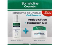 SOMATOLINE TRAT. CHOQUE GEL 400ML +ANTICELULITIC